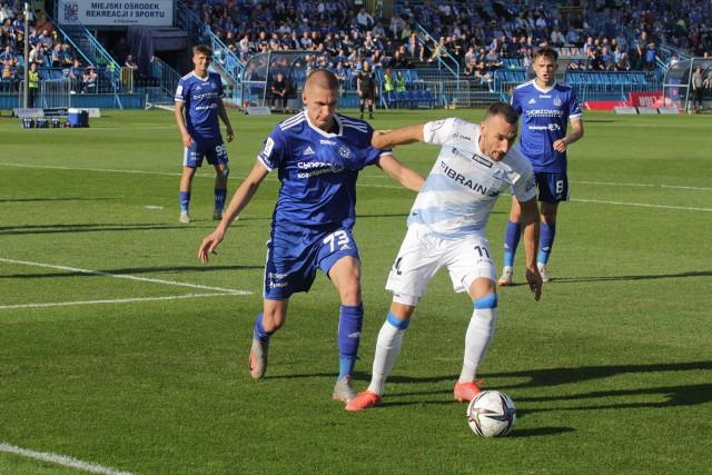 Andreja Prokić dotychczas zdobył cztery bramki dla Stali Rzeszów w eWinner 2 lidze