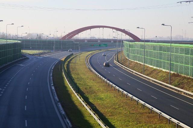 Krótki odcinek drogi S14 od węzła Róża do okolic Portu Łódź. Został oddany do użytku w 2014 roku. Powstał przy budowie S8