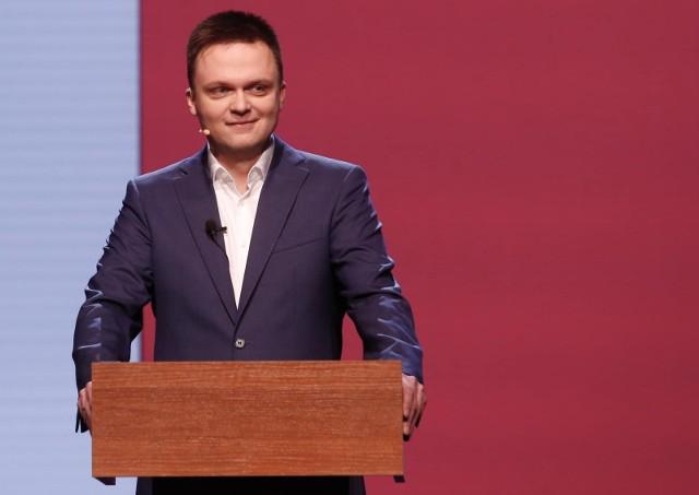 """Szymon Hołownia będzie kandydował w wyborach prezydenckich. """"Myślałem o tym od dwóch lat"""""""