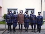 Radomscy rekonstruktorzy uczcili pamięć Komendanta Głównego Policji z lat międzywojennych
