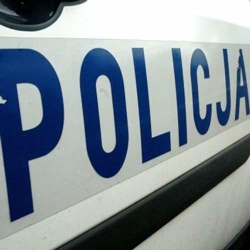 Policja zatrzymała pijanego kierowcę.