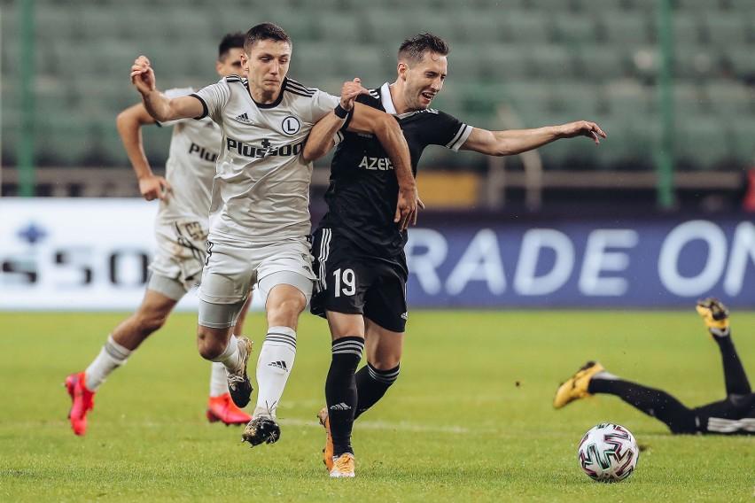Legia Warszawa praktycznie bez walki przegrała 0:3 z...