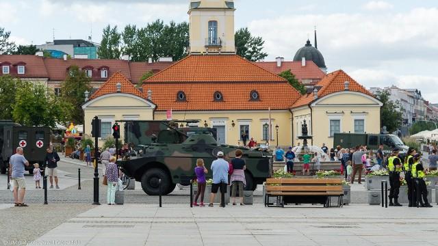 Święto Wojska Polskiego 2017 w Białymstoku