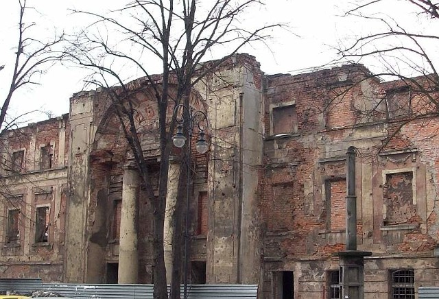 Odbudowa teatru będzie największą w Głogowie, po ratuszu, odbudową zabytkuOdbudowa teatru będzie największą w Głogowie, po ratuszu, odbudową zabytku