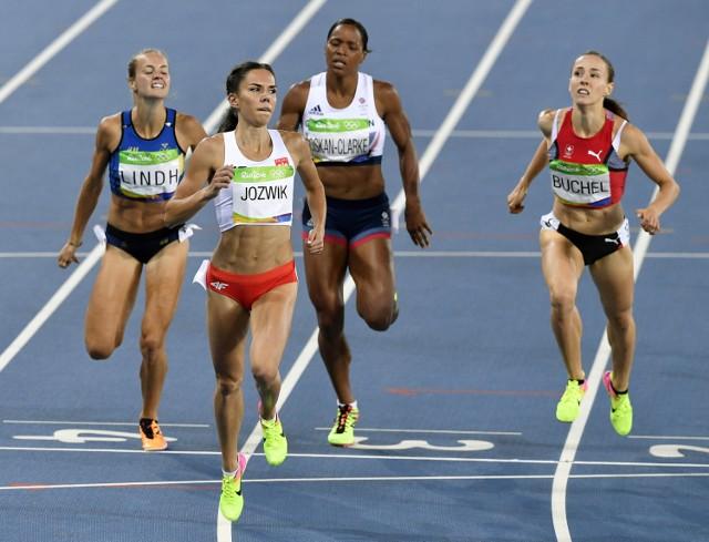 Joanna Jóźwik wystąpi w finale biegu na 800 m