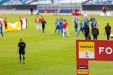 Fortuna 1 Liga. W związku ze złym stanem murawy boiska nie doszło do piątkowego meczu Apklan Resovia - Miedź Legnica
