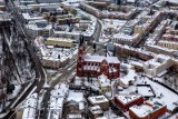 Białystok. Potencjał solarny miasta. Gdzie montować fotowoltaikę w Białymstoku? Miasto nie chce opracować mapy