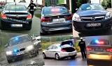 Nieoznakowane radiowozy policji w Małopolsce. Zobacz, czym ścigają kierowców [ZDJĘCIA Z OPISEM]
