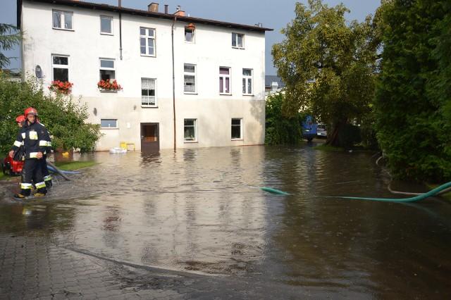 Ostatnie zalanie Bytowa? Rzeka Bytowa będzie pogłębiona.
