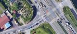 Wieliczka apeluje o przebudowę skrzyżowania na granicy z Krakowem. Często tworzą się tam korki