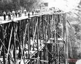 Tak budowano Most Pilchowicki. Unikatowe zdjęcia!
