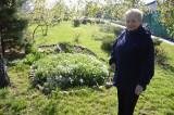 Działka to całe życie pani Zofii. O ogród dba już od 40 lat!