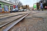 ZDiT rozważa zamknięcie torowiska tramwajowego na Wojska Polskiego po wniosku złożonym przez MPK Łódź