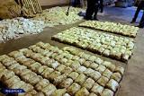 Rekordowy przemyt narkotyków udaremniony w gdyńskim porcie. Przejęto ponad ćwierć tony heroiny o wartości 61 mln zł