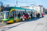 MPK Poznań: Tramwaje zmieniają trasy - koniec remontu na moście św. Rocha, ale początek na ul. Przybyszewskiego