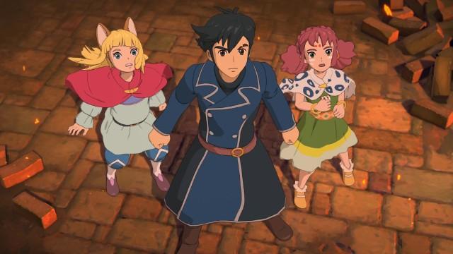 Ni no Kuni II: The Revenant KingdomProjekty postaci w grze Ni no Kuni II: The Revenant Kingdom są dziełem grafika Yoshiyuki Momose
