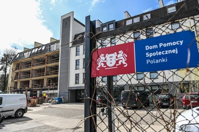 Kolejnych 8 zakażeń koronawirusem w gdańskim DPS-ie