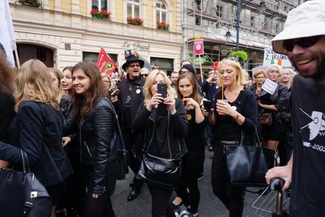 Dzisiaj Czarny Protest