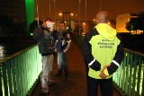 Wrocław: Wyspa Słodowa zamknięta w nocy. Protestujących tym razem nie było (ZDJĘCIA)