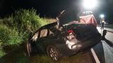 Tragiczny wypadek w powiecie ostrzeszowskim. Zginęła 16-latka. Kierowca audi nie miał prawa jazdy i był pijany