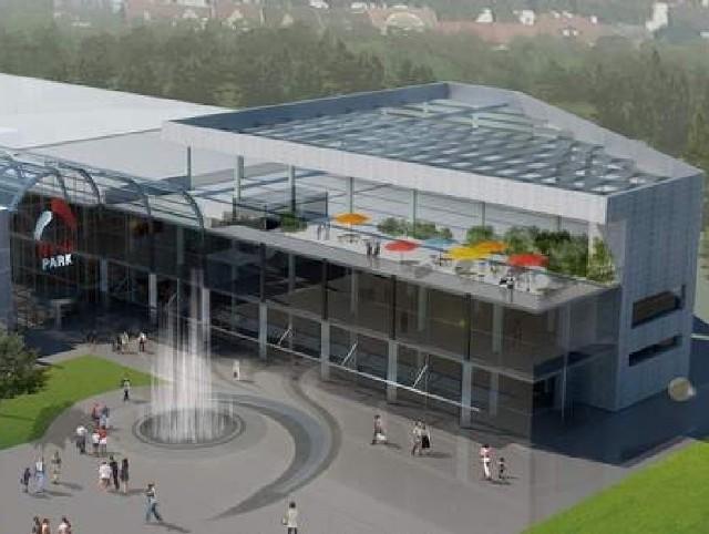 Nowa galeria handlowa będzie miała ponad 140 sklepów (graf. Caelum Development)