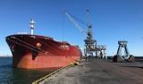 Masowiec Agia Trias przywiózł rekordowy ładunek węgla do Portu Gdańsk