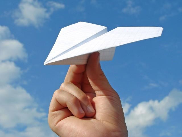 Szykujcie samoloty, już w sobotę w Opławcu Air Show samolotów z papieru z bardzo atrakcyjnymi nagrodami!