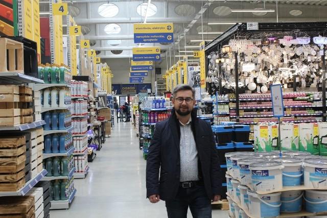 Grzegorz Pożoga, prezes zarządu, współwłaściciel firmy Polbudrol Mrówka spółka z ograniczoną odpowiedzialnością spółka komandytowa.