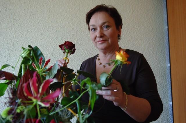 Ewa Habich, dyrektor I LO w Zielonej Górze
