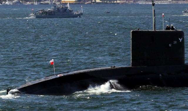 Okręt podwodny Krasnodar zderzył się z polską łodzią podwodną Orzeł - podają rosyjskie media