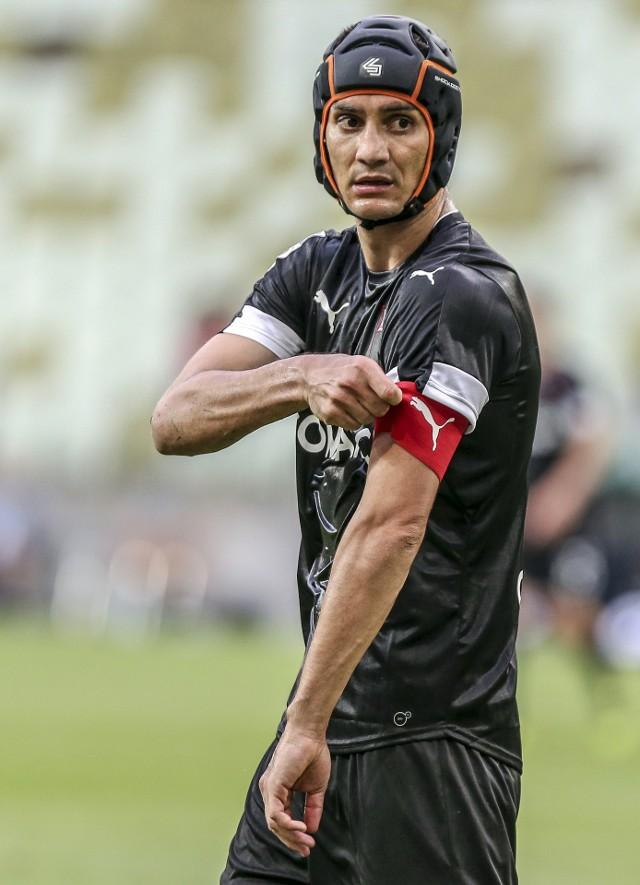 Miroslav Covilo opuścił dwa spotkania ligowe w tym sezonie