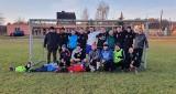 Szczaniec. Noworoczne derby piłkarskie na stadionie Victorii - Sparta kontra Croydon 6:6