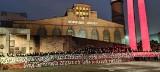 Kibice GKS Katowice pamiętali o rocznicy pacyfikacji kopalni Wujek