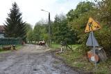 Trwa remont drogi w Kalsku. Mieszkańcy bardzo tego potrzebowali i zagłosowali na to zadanie w budżecie obywatelskim