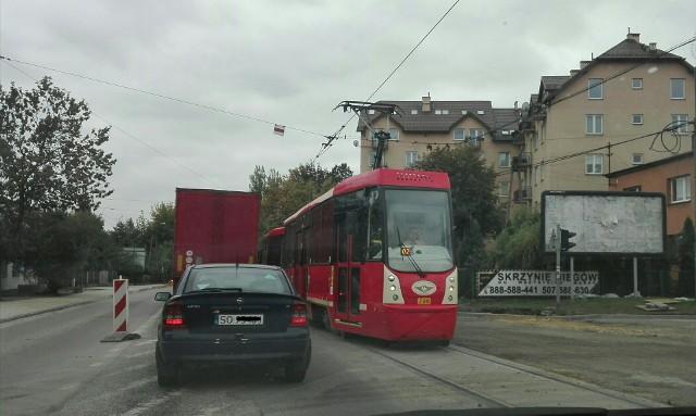 Zmiana organizacji ruchu w Sosnowcu ze względu na roboty drogowe