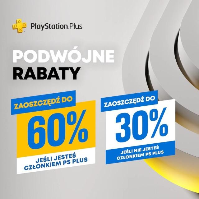 Podwójne rabaty w PS Store wystartowały 9 czerwca i potrwają przez dwa tygodnie. W tym czasie możecie zakupić ulubione gry po większej zniżce niż zazwyczaj.