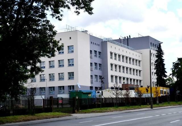 Szpital tymczasowy będzie najprawdopodobniej w nowym centrum rehabilitacji Radomskiego Szpitala Specjalistycznego przy ulicy Narutowicza.