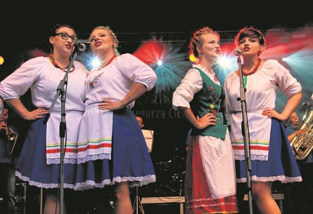 Kociewskie przyśpiewki odświeża zespół Frantówka z Tczewa