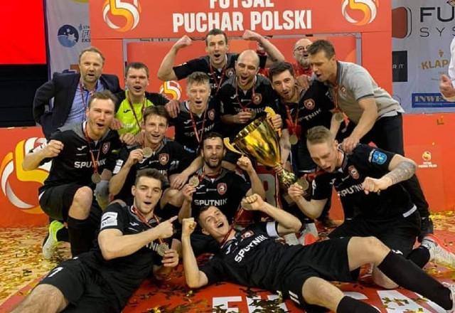 Ten Puchar do nich należy - Red Dragons Pniewy zdobywcą Pucharu Polski w sezonie 2020/21.