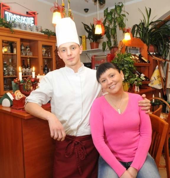Restauracja Trio działa w Opolu od 2 lat. - Chcemy coraz lepiej obsługiwac klientów, dlatego zdecydowaliśmy się na szkolenia - mówi Aleksandra Kapałka.