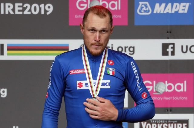 Trentin to kolarz szosowy polskiego zespołu CCC Team. W zeszłym roku zdobył srebrny medal MŚ. W karierze wygrał trzy etapy TDF.
