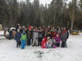 Rodziny zastępcze z powiatu rypińskiego na wycieczce w górach