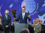 XXIX Forum Ekonomiczne Krynica-Zdrój. Premier Mateusz Morawiecki otrzymał nagrodę Człowieka Roku 2018