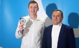 Mateusz Borkowski. Łódzki wicemistrz Europy otrzymał finansową nagrodę