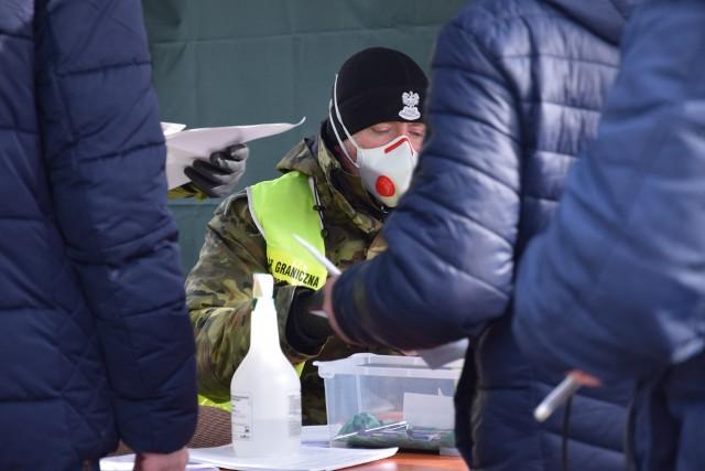 Granice Polski zostały zamknięte w marcu w związku z epidemią koronawirusa