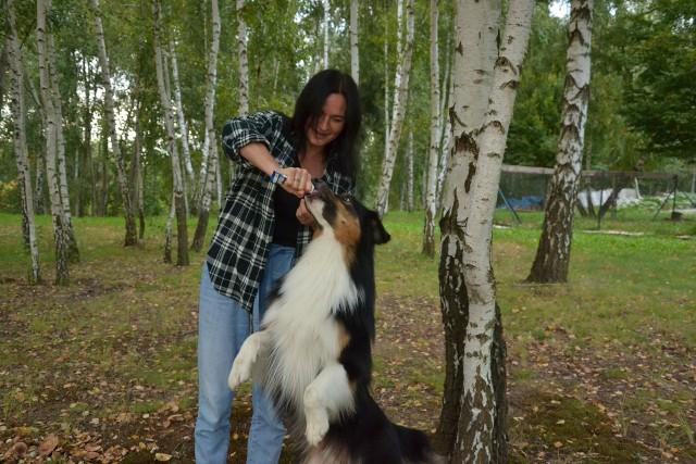 Monika Kołaczyńska z Lokim