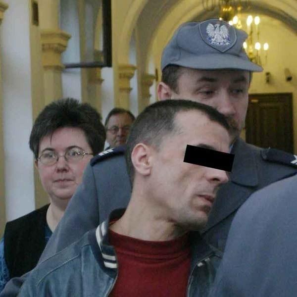 Jan Ch. był w przeszłości wielokrotnie karany, m.in za włamania i kradzieże.