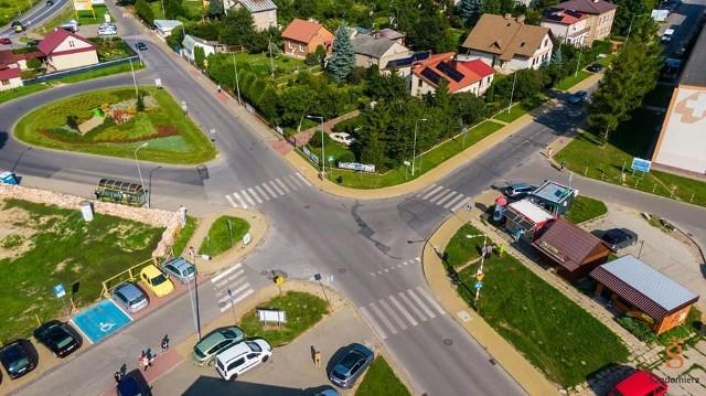 Na skrzyżowaniu ulic Dobkiewicza i Schinzla zostaną przebudowane cztery przejścia dla pieszych.