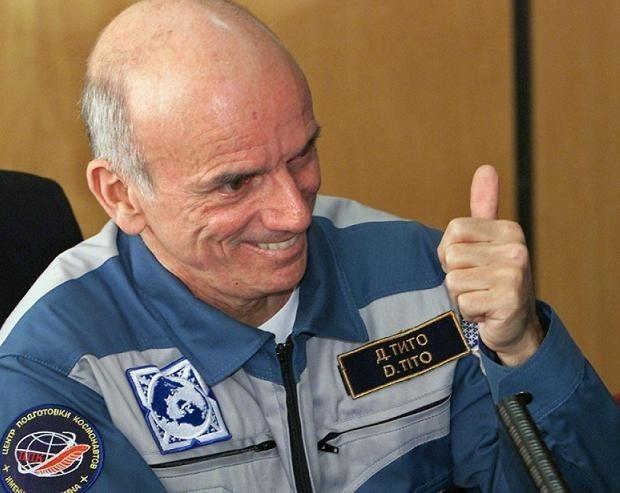 Dennis Tito.