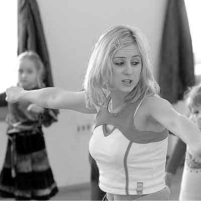 - Tańczyć każdy może, wystarczy tylko trochę zaangażowania i dobrych chęci - mówi Aleksandra Rogińska. - Nawet małe dzieci mogą się czegoś nauczyć.